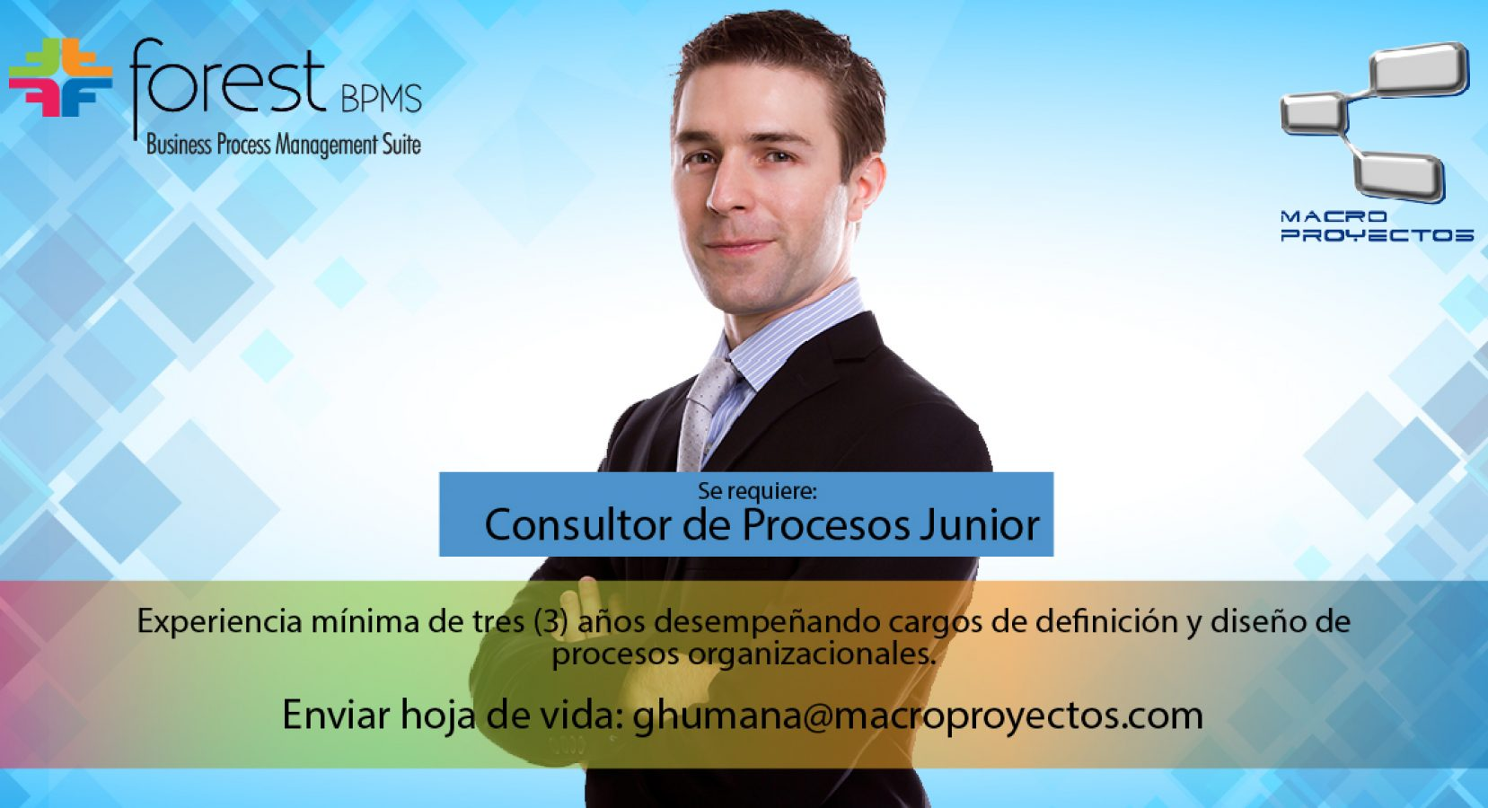 CONSULTOR PROCESOS JUNIOR